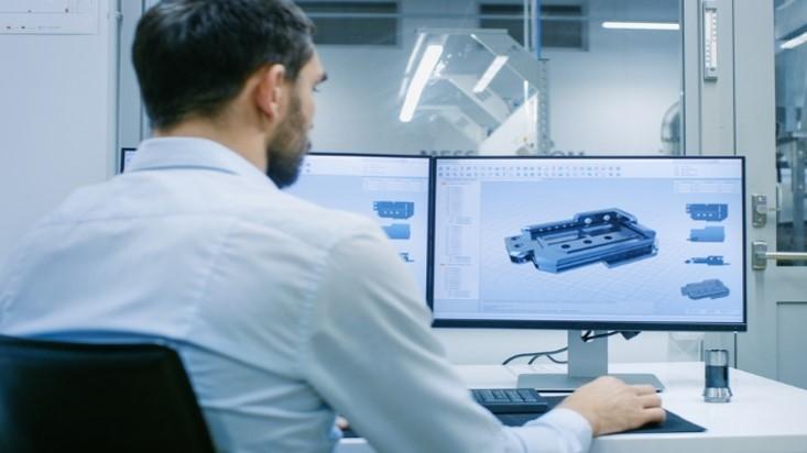 2D / 3D Konstruktion Maschinenbau